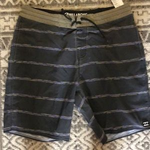 Billabong boardshort with pockets size 33